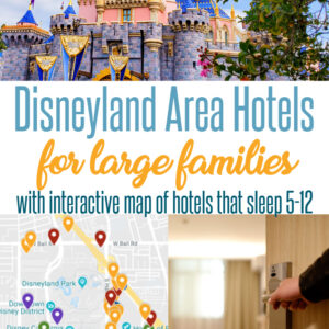 family suites near disneyland pinterest image