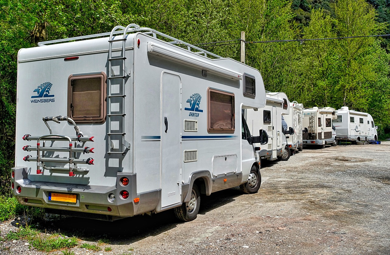 RV Park without an RV...it can be done
