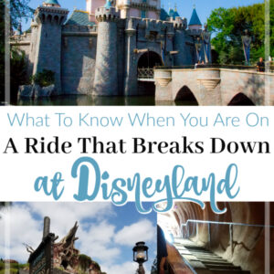 When a ride breaks down at Disneyland what happens? Here is everything you need to know.
