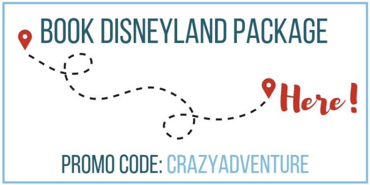 Book a Disneyland vacation