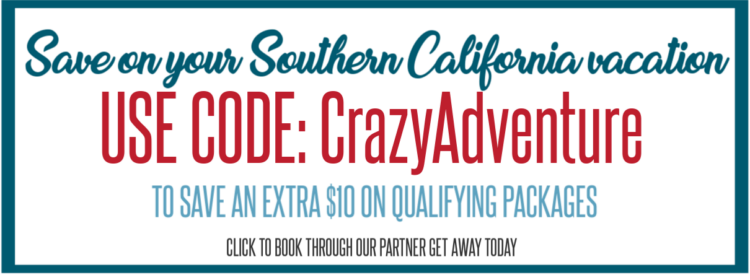 Discount Southern California Vacations