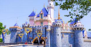 Disneyland Secrets: Sleeping Beauty castle